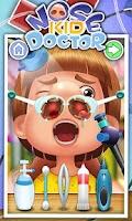 Screenshot of Nose Doctor - Free games