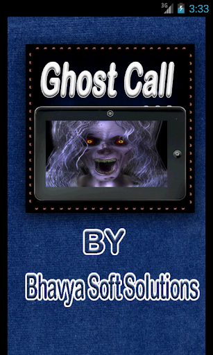 Ghost Call Prank