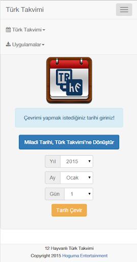 Türk Takvimi