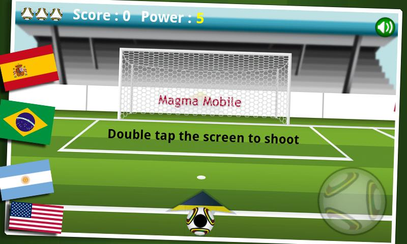 Soccer- screenshot