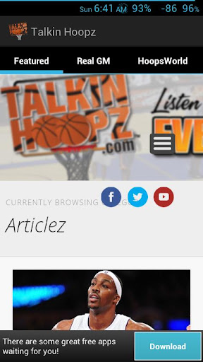 Talkin Hoopz NBA News