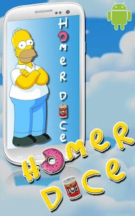 Homer Dice - screenshot thumbnail