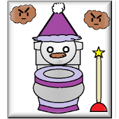 Magic Toilet Wizard