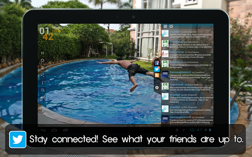 Social Frame HD Free- screenshot thumbnail