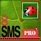 Ladybug Cute Theme Go SMS Pro icon