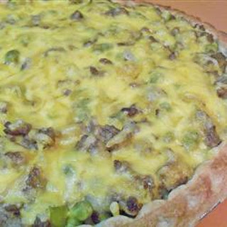 Quick Cheeseburger Pie