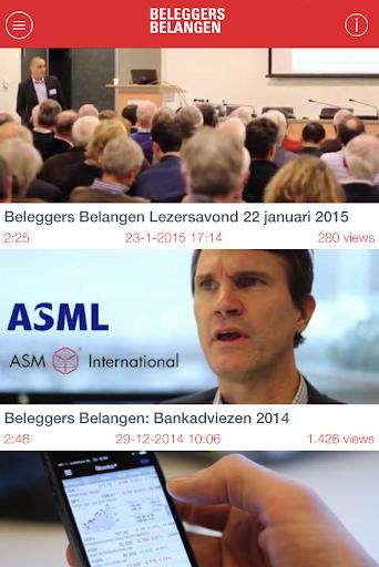 【免費財經App】Beleggers Belangen-APP點子