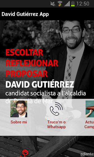 David Gutiérrez App