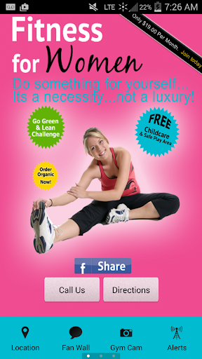 Fitness For Women Gym