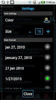 Screenshot of Ursa Notes