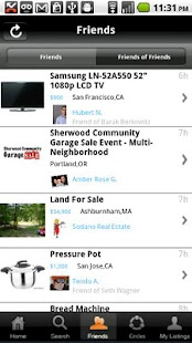 Marketplace for Oodle/Facebook - screenshot thumbnail