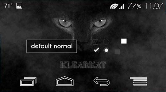 KlearKat Full CM11 Theme v1.5
