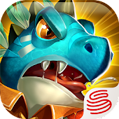 APK Game Rise of Dinos for BB, BlackBerry