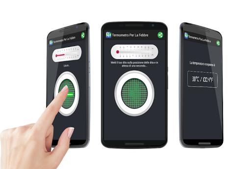 Termometro digitale - Prank