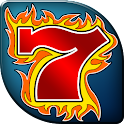Flaming 7s Slot Machine HD logo