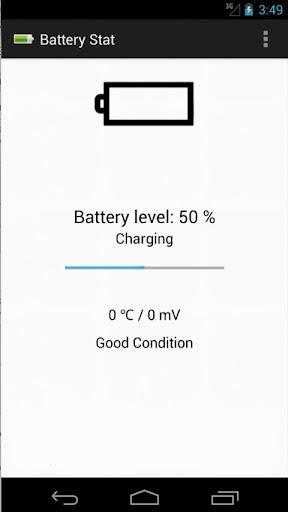 My Battery Stats