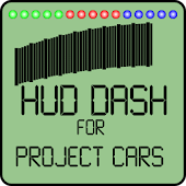 HUD Dash for Project Cars