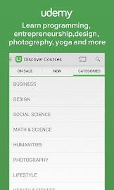 Udemy: Courses and Tutorials Screenshot 2