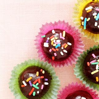 Cake Batter Truffles.