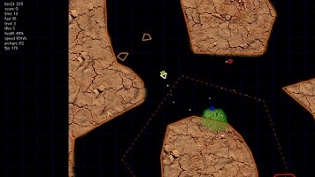 Screenshot of Gravity Shock