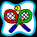 Tennis Sim Manager logo