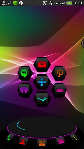 Next Launcher Theme Eva 3D 個人化 App-癮科技App