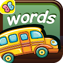 Learn English for Kids-Vehicle icon
