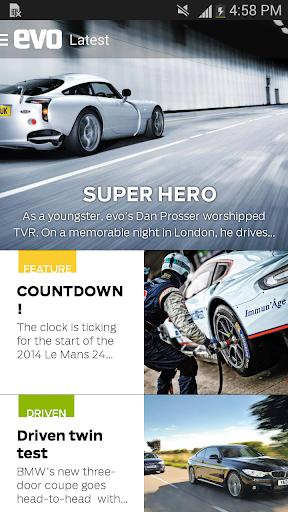 evo - Super Car Magazine