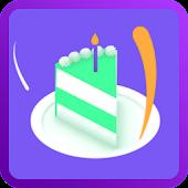 Birthday Cake Live Wallpaper