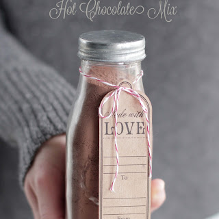 DIY Homemade Hot Chocolate Mix
