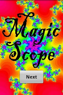 Magic Scope screenshot