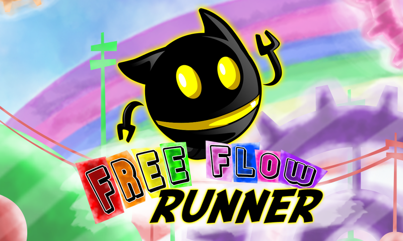 Free Flow Runner - screenshot