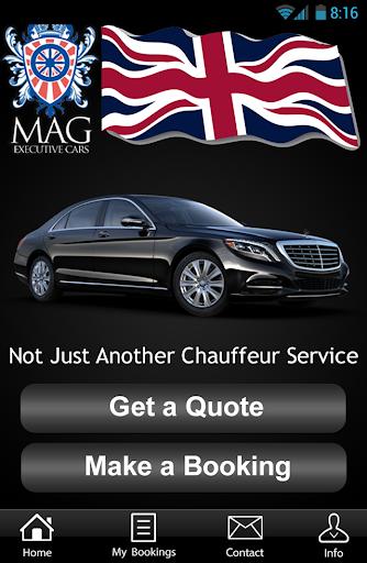 MAG Executive Cars