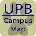 UPB Campus Map logo