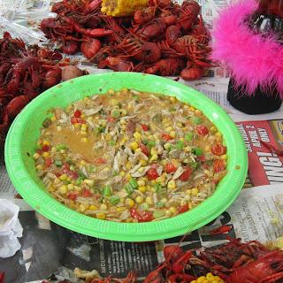 Crab Maque Choux