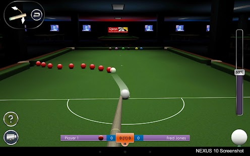 IS Snooker Challenges