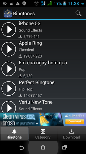 Alarm Ringtone for Android