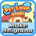 Pet Shop Story Make Neighbors icon