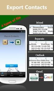 SA Contacts v2.8.1