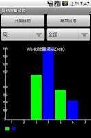 Screenshot of Network Monitor