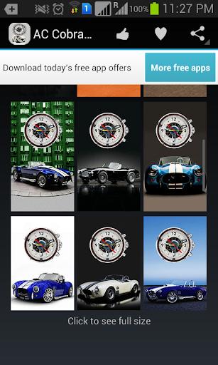 玩免費運動APP|下載Shelby Cobra Live Wallpaper app不用錢|硬是要APP