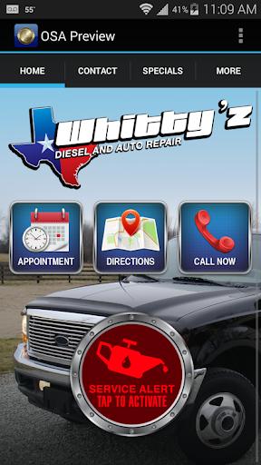 Whittyz Diesel and Auto Repair