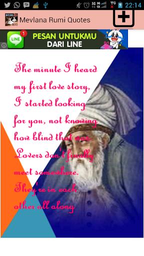 Mevlana Rumi Quotes