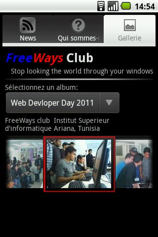 FreeWays Club- screenshot