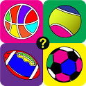 Famous Athletes PopArt Quiz icon