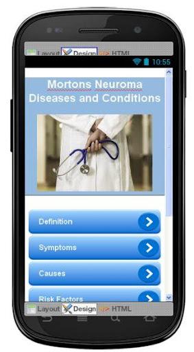 Mortons Neuroma Information