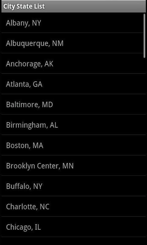 FBI Field Offices for Phones- screenshot