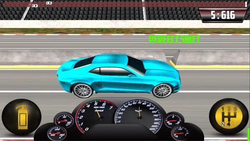 Super Drag Race 3D