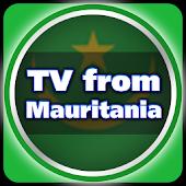 TV from Mauritania