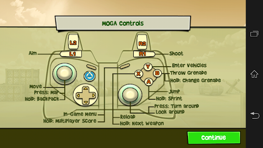 Mobile Controller Helper v2.0